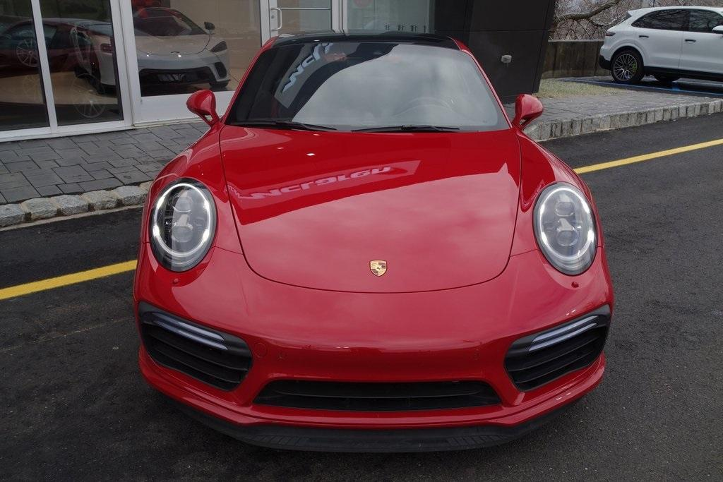 Used 2017 Porsche 911 Turbo S for sale Sold at McLaren North Jersey in Ramsey NJ 07446 2
