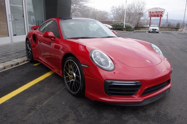 Used 2017 Porsche 911 Turbo S for sale $147,900 at McLaren North Jersey in Ramsey NJ