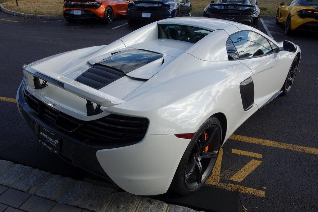 Used 2016 McLaren 650S Spider for sale $144,900 at McLaren North Jersey in Ramsey NJ 07446 10