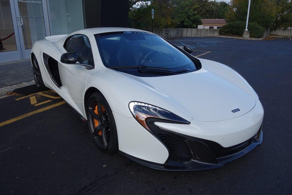 Used 2016 McLaren 650S Spider for sale $144,900 at McLaren North Jersey in Ramsey NJ 07446 2