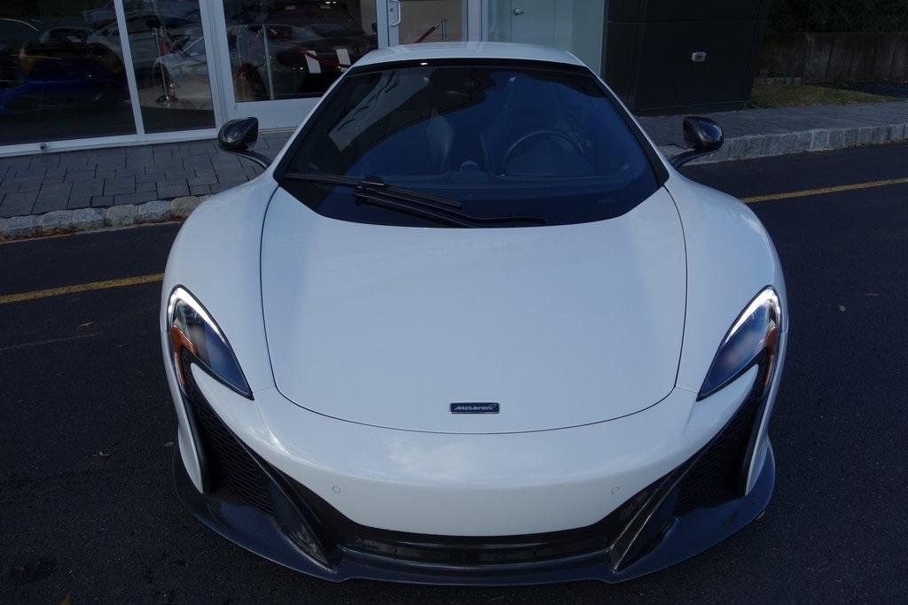 Used 2016 McLaren 650S Spider for sale $144,900 at McLaren North Jersey in Ramsey NJ 07446 3