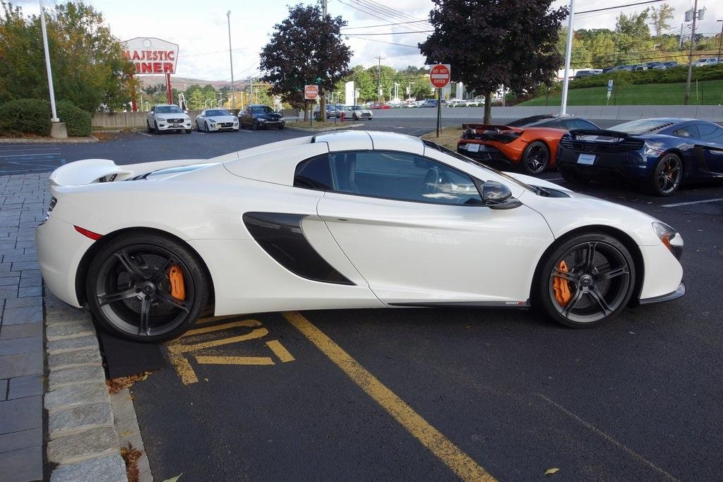 Used 2016 McLaren 650S Spider for sale $144,900 at McLaren North Jersey in Ramsey NJ 07446 6