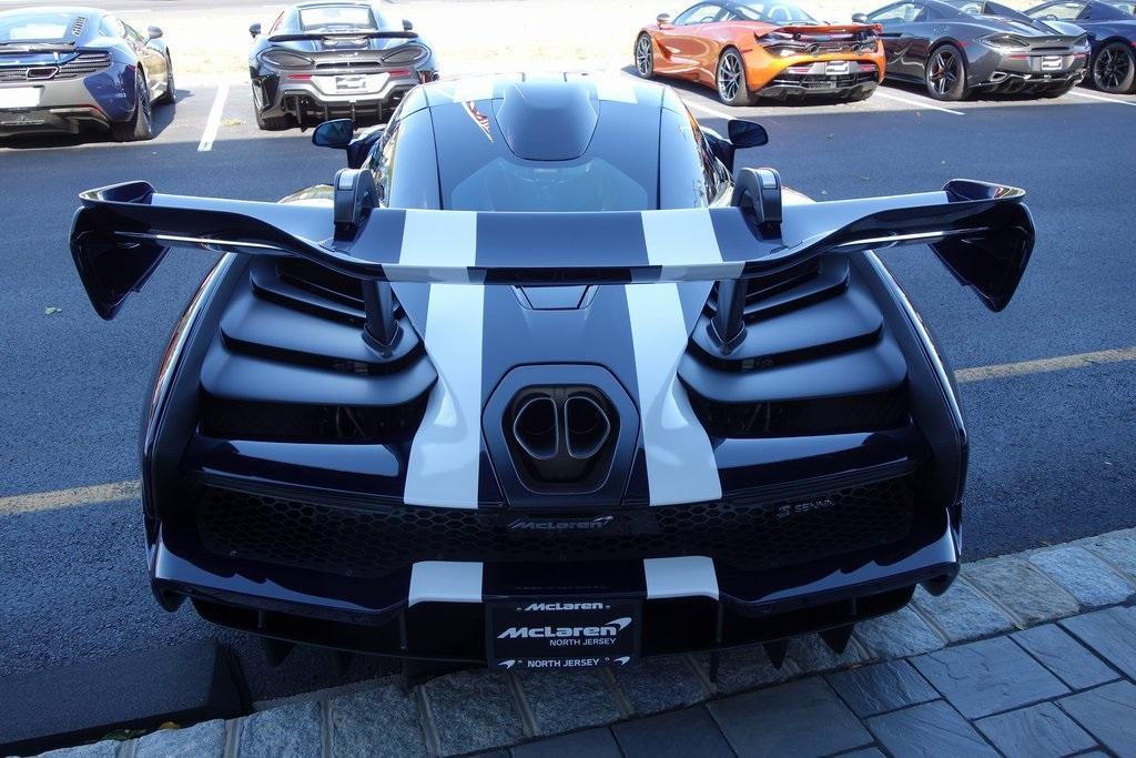 Used 2019 McLaren SENNA for sale Sold at McLaren North Jersey in Ramsey NJ 07446 7