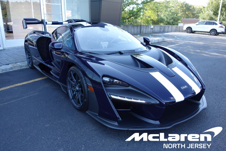Used 2019 McLaren SENNA for sale Call for price at McLaren North Jersey in Ramsey NJ