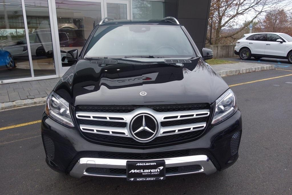 Used 2019 Mercedes-Benz GLS GLS 450 for sale Sold at McLaren North Jersey in Ramsey NJ 07446 2