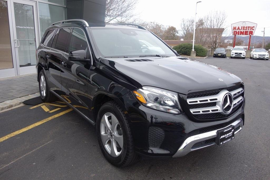 Used 2019 Mercedes-Benz GLS GLS 450 for sale Sold at McLaren North Jersey in Ramsey NJ 07446 1