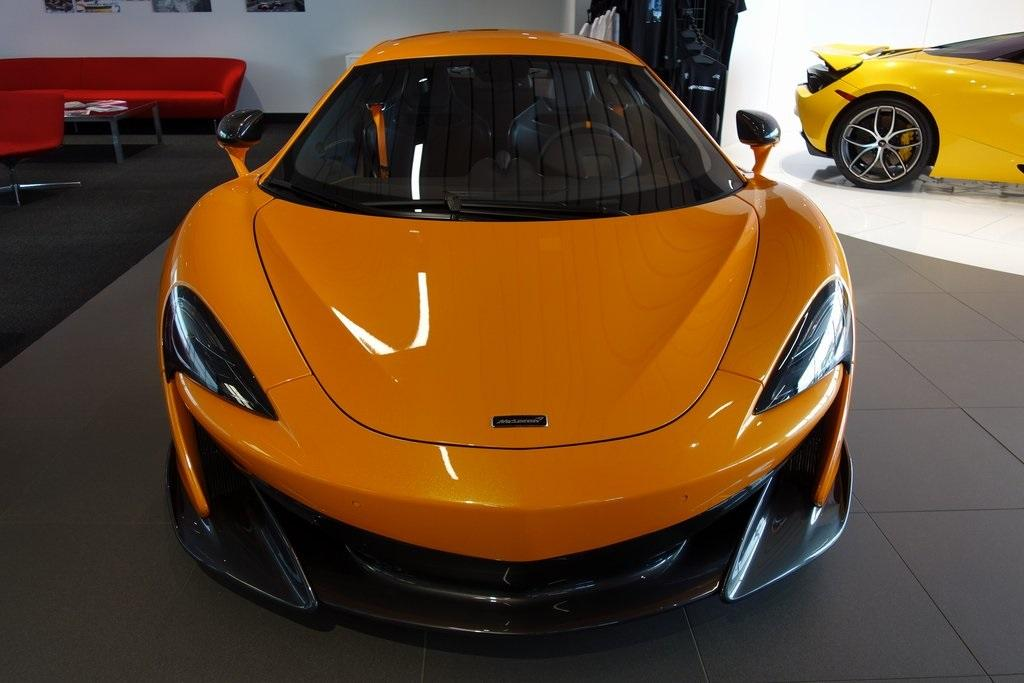 Used 2019 McLaren 600LT Coupe for sale Sold at McLaren North Jersey in Ramsey NJ 07446 2