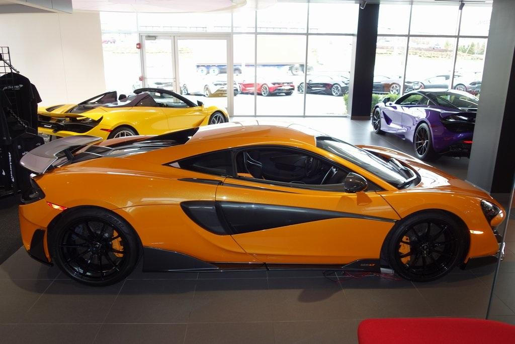 Used 2019 McLaren 600LT Coupe for sale Sold at McLaren North Jersey in Ramsey NJ 07446 4