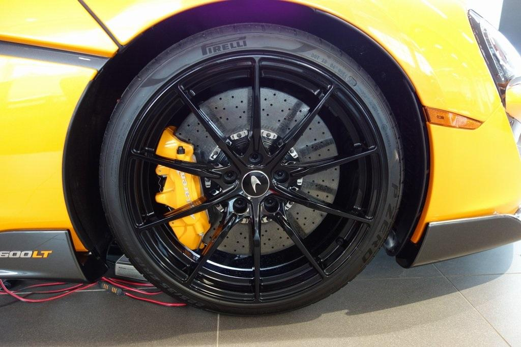 Used 2019 McLaren 600LT Coupe for sale Sold at McLaren North Jersey in Ramsey NJ 07446 6