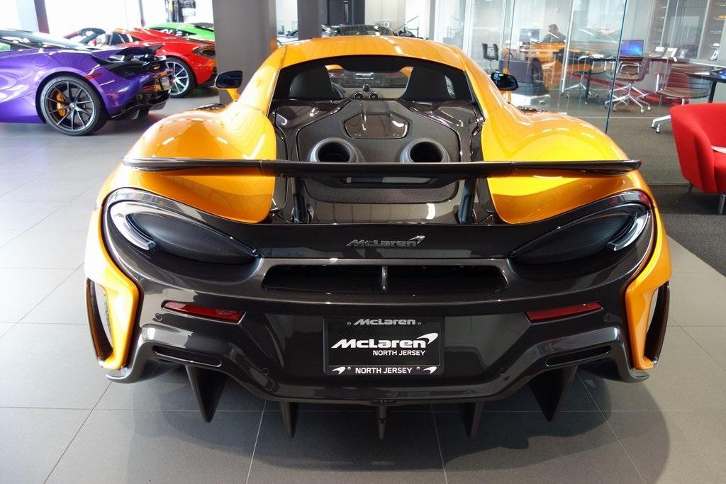 Used 2019 McLaren 600LT Coupe for sale Sold at McLaren North Jersey in Ramsey NJ 07446 8