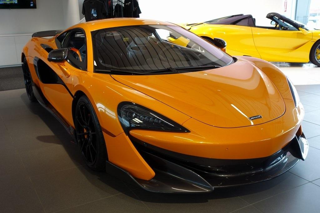 Used 2019 McLaren 600LT Coupe for sale Sold at McLaren North Jersey in Ramsey NJ 07446 1