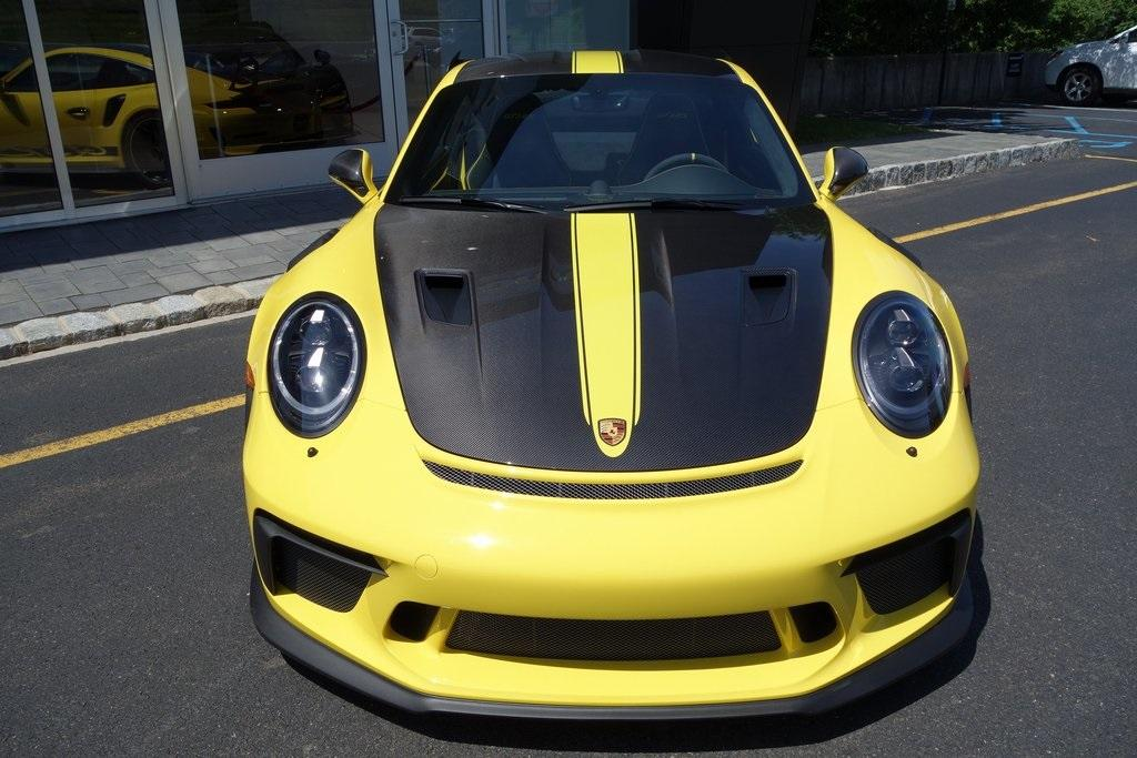 Used 2019 Porsche 911 GT3 RS for sale Sold at McLaren North Jersey in Ramsey NJ 07446 2