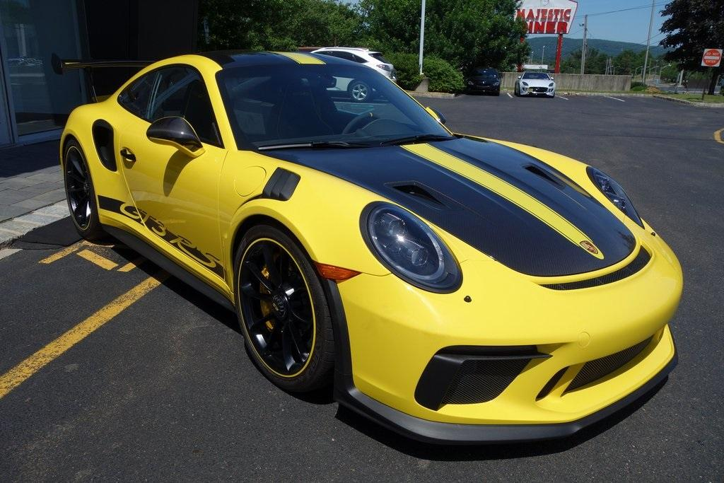 Used 2019 Porsche 911 GT3 RS for sale Sold at McLaren North Jersey in Ramsey NJ 07446 1