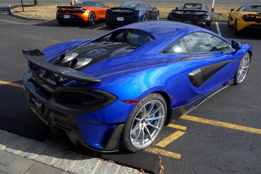 New 2019 McLaren 600LT for sale Sold at McLaren North Jersey in Ramsey NJ 07446 7