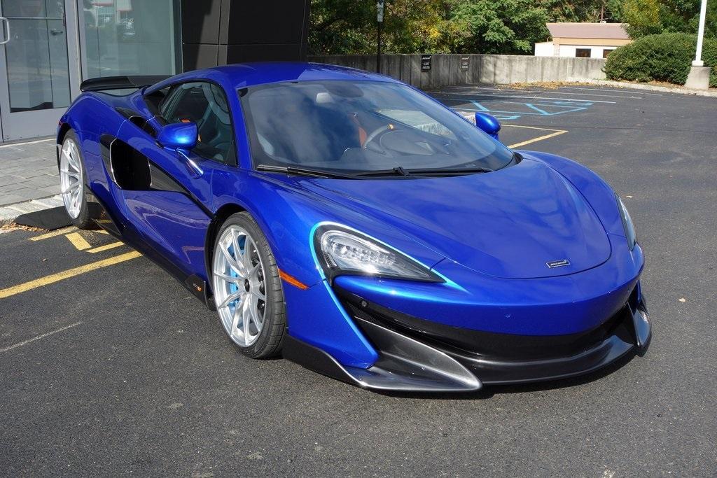 New 2019 McLaren 600LT for sale Sold at McLaren North Jersey in Ramsey NJ 07446 1