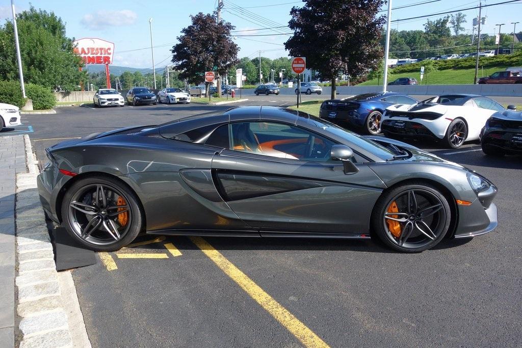 New 2019 McLaren 570S Spider for sale Sold at McLaren North Jersey in Ramsey NJ 07446 7