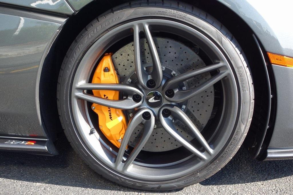 New 2019 McLaren 570S Spider for sale Sold at McLaren North Jersey in Ramsey NJ 07446 9