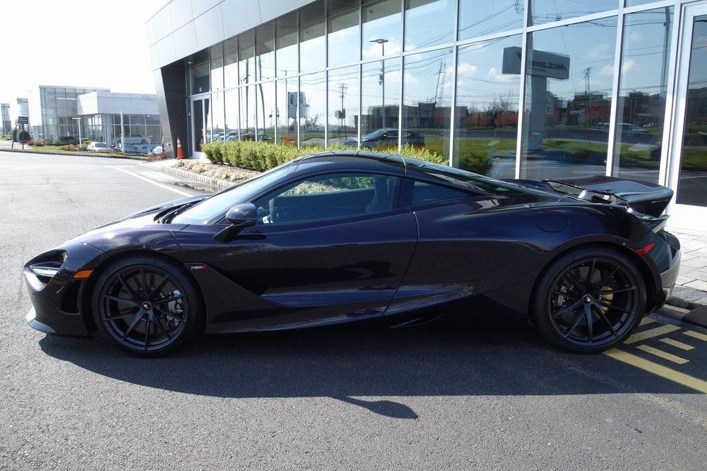 New 2019 McLaren 720S for sale $332,880 at McLaren North Jersey in Ramsey NJ 07446 10