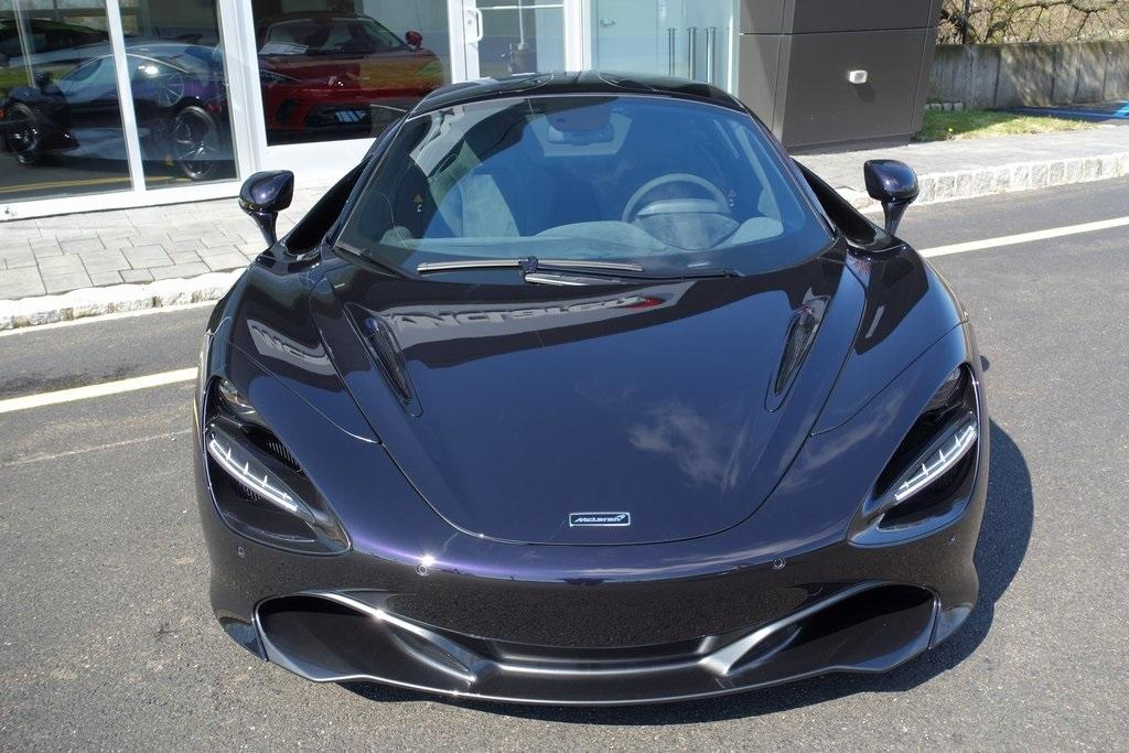 New 2019 McLaren 720S for sale $332,880 at McLaren North Jersey in Ramsey NJ 07446 2
