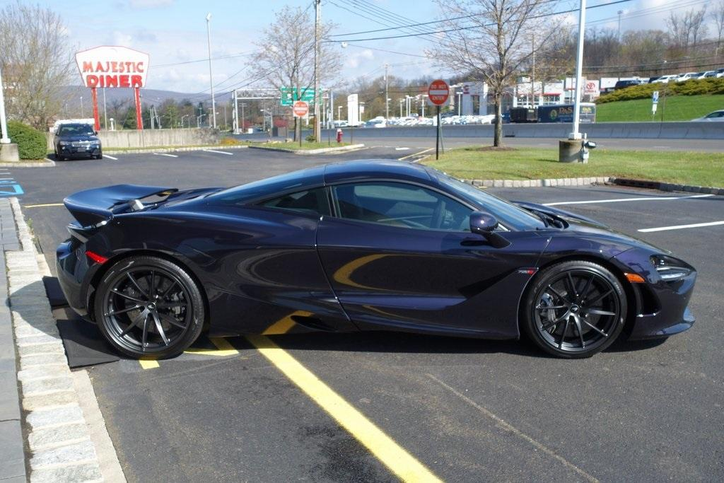 New 2019 McLaren 720S for sale $332,880 at McLaren North Jersey in Ramsey NJ 07446 4