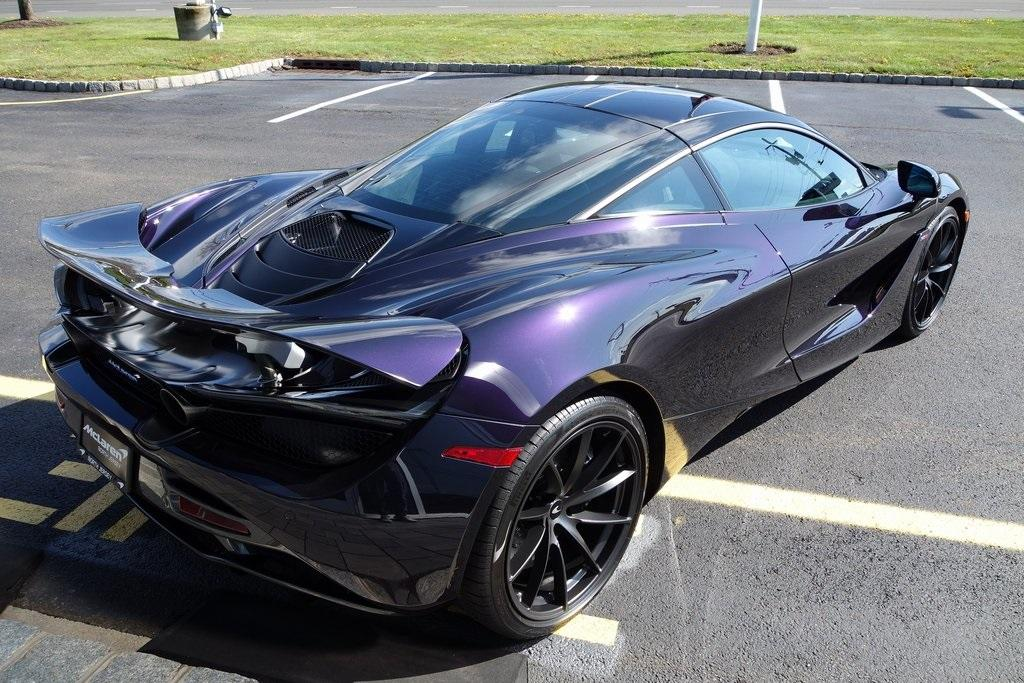 New 2019 McLaren 720S for sale $332,880 at McLaren North Jersey in Ramsey NJ 07446 7