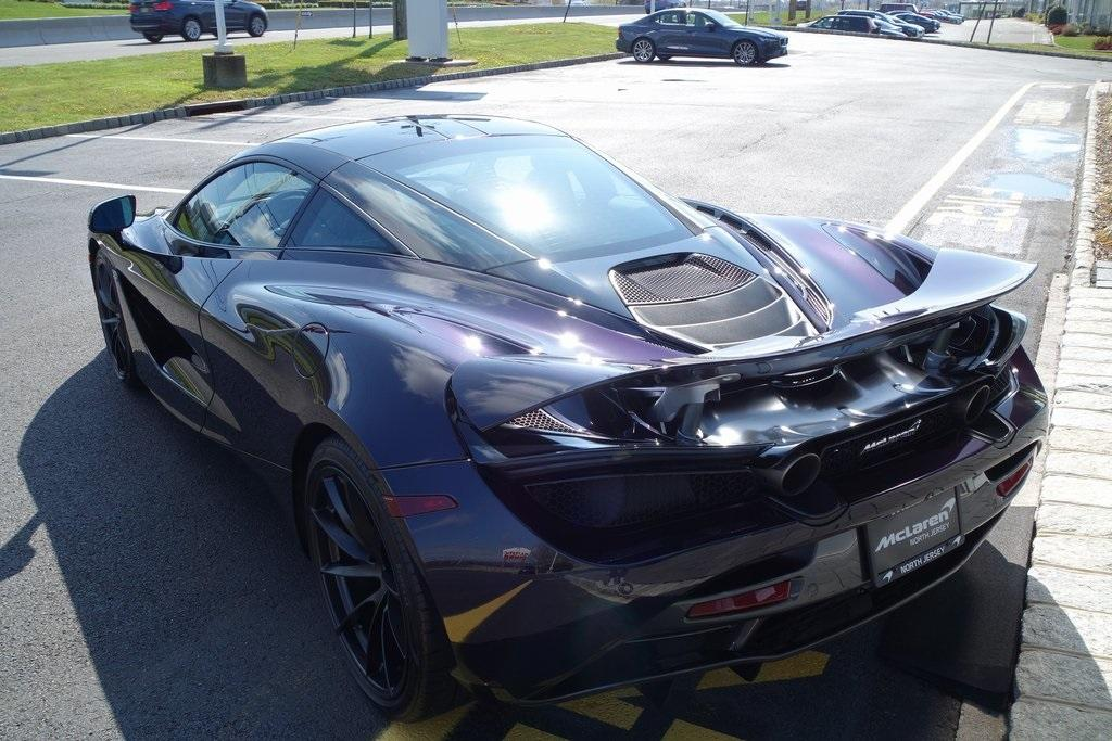 New 2019 McLaren 720S for sale $332,880 at McLaren North Jersey in Ramsey NJ 07446 9