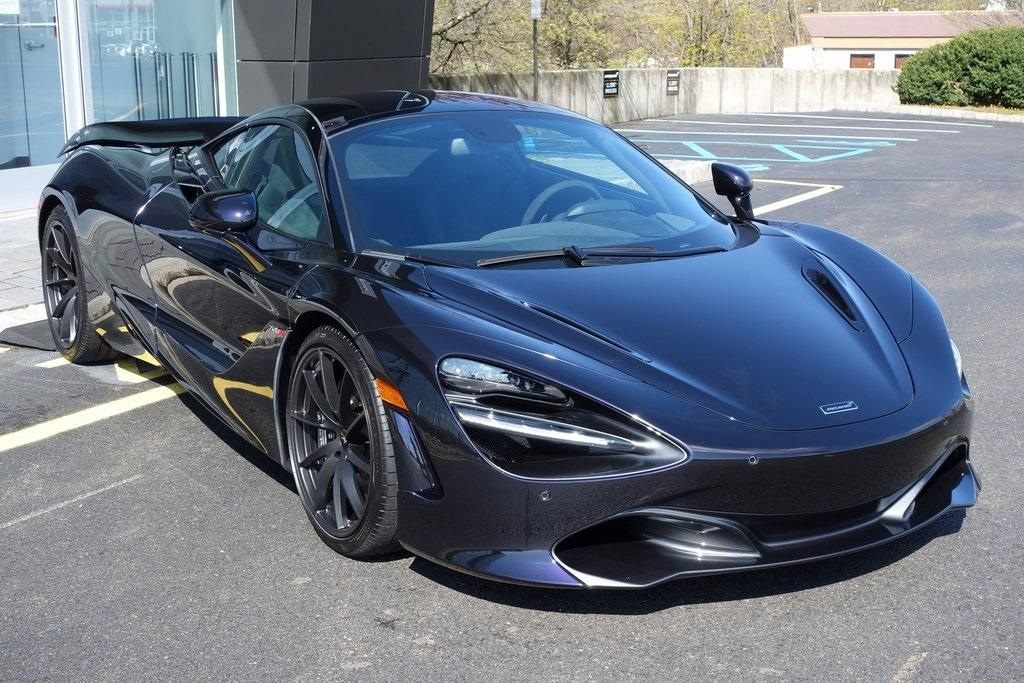New 2019 McLaren 720S for sale $332,880 at McLaren North Jersey in Ramsey NJ 07446 1