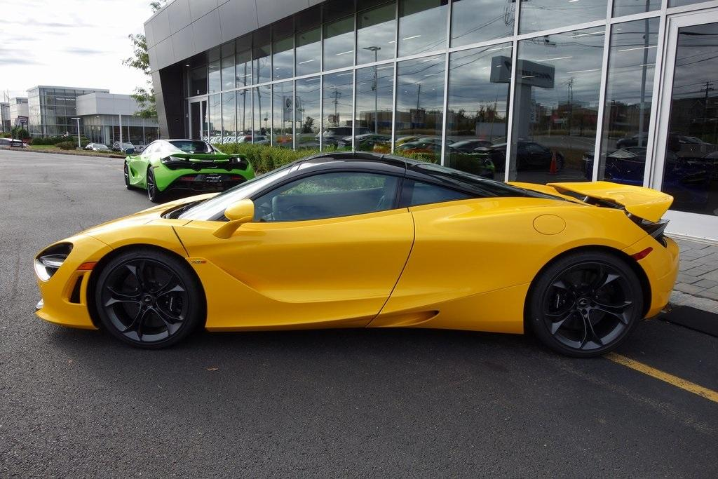 New 2019 McLaren 720S for sale Call for price at McLaren North Jersey in Ramsey NJ 07446 10