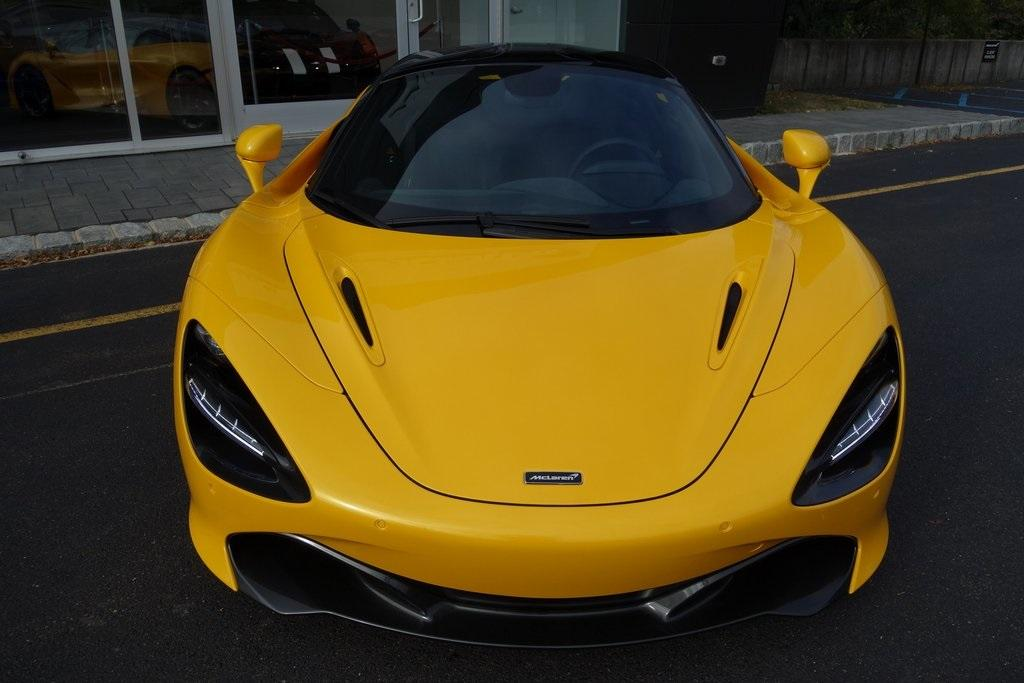 New 2019 McLaren 720S for sale Call for price at McLaren North Jersey in Ramsey NJ 07446 2