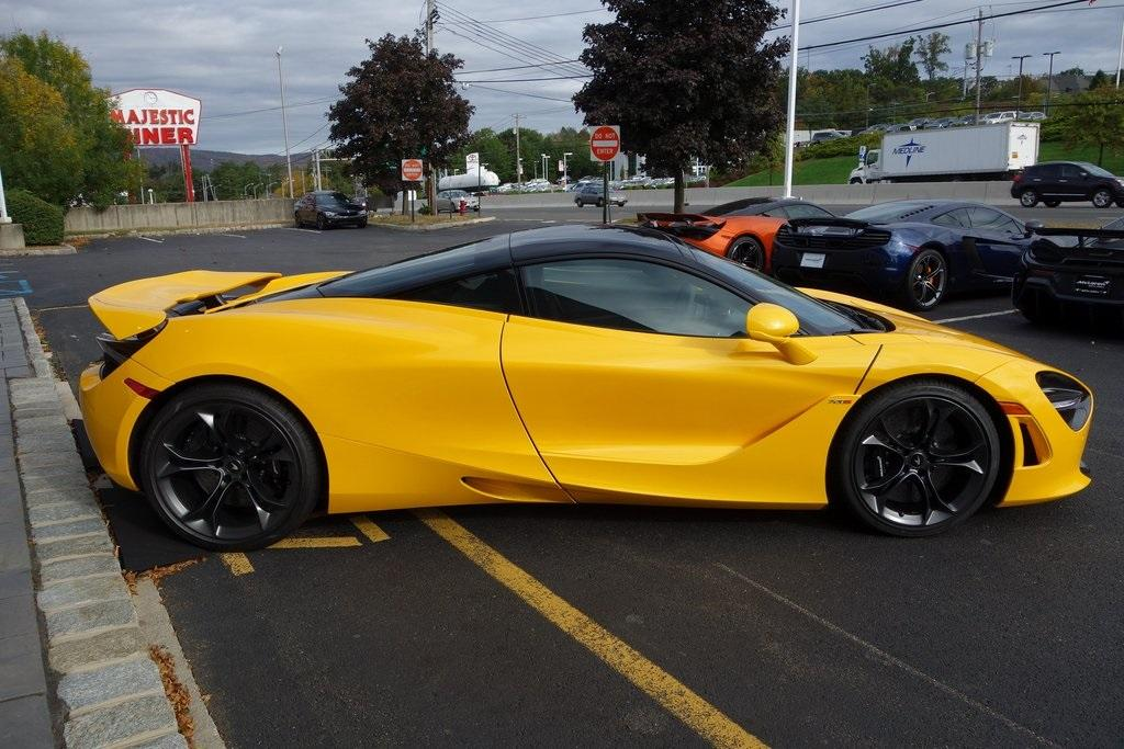 New 2019 McLaren 720S for sale Call for price at McLaren North Jersey in Ramsey NJ 07446 4