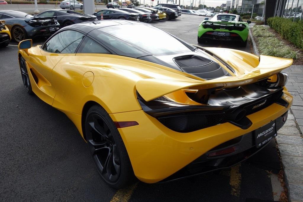 New 2019 McLaren 720S for sale Call for price at McLaren North Jersey in Ramsey NJ 07446 9