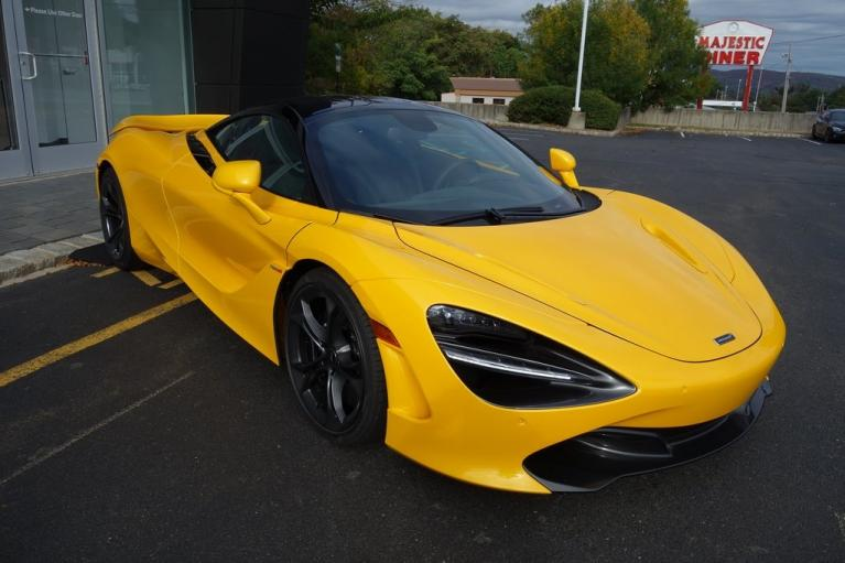 New 2019 McLaren 720S for sale Call for price at McLaren North Jersey in Ramsey NJ