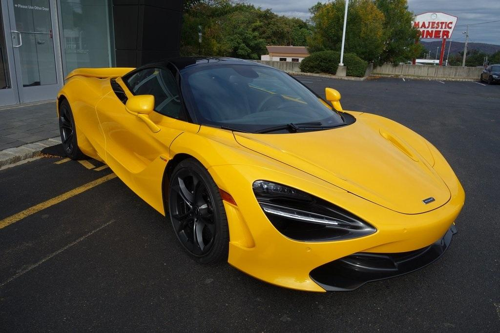 New 2019 McLaren 720S for sale Call for price at McLaren North Jersey in Ramsey NJ 07446 1