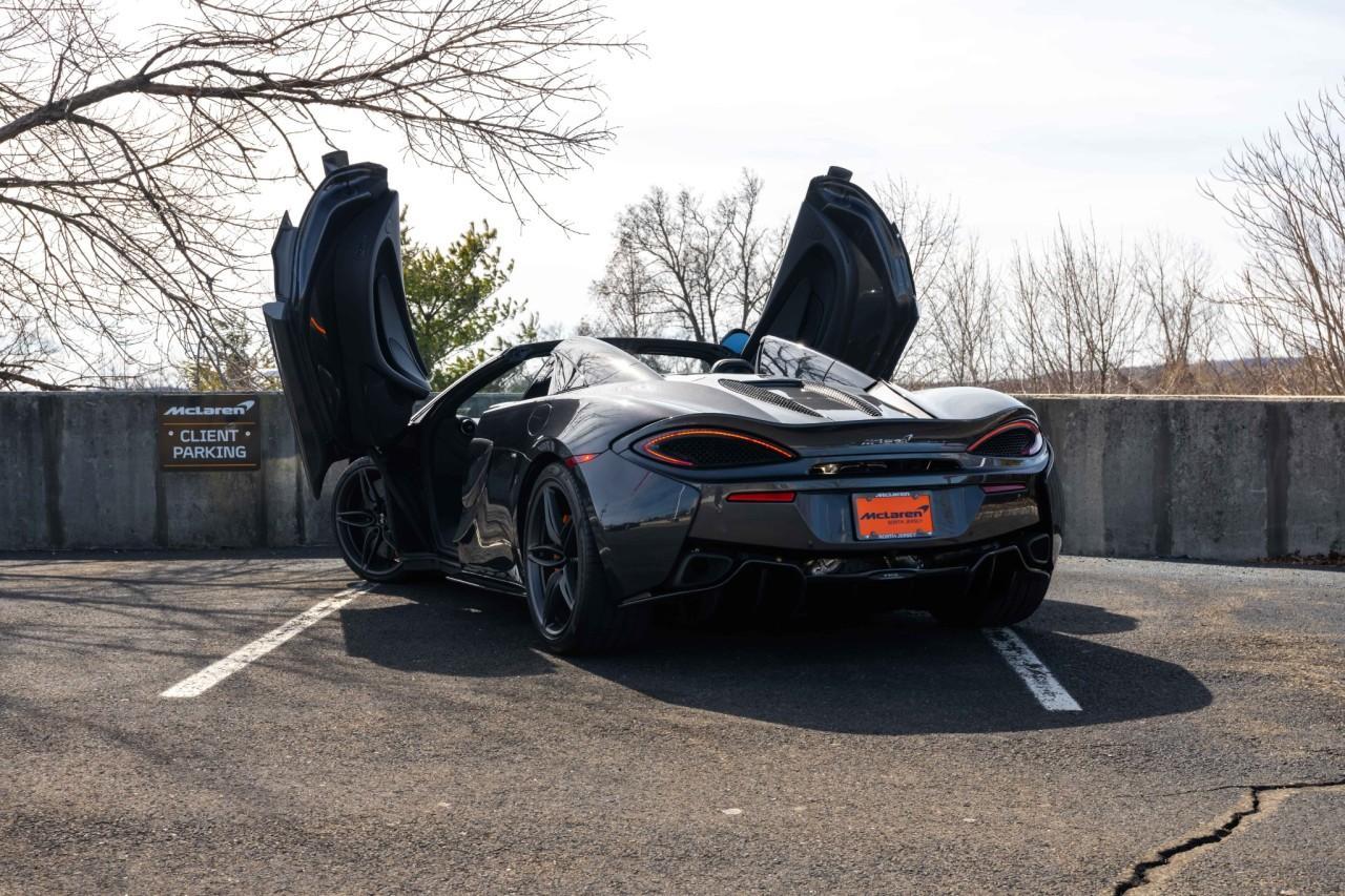 New 2019 McLaren 570S Spider for sale Sold at McLaren North Jersey in Ramsey NJ 07446 6