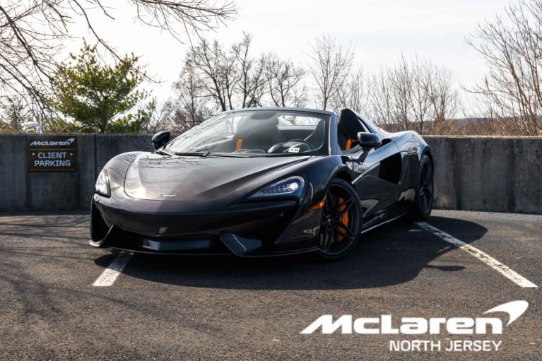 New 2019 McLaren 570S Spider for sale $227,700 at McLaren North Jersey in Ramsey NJ