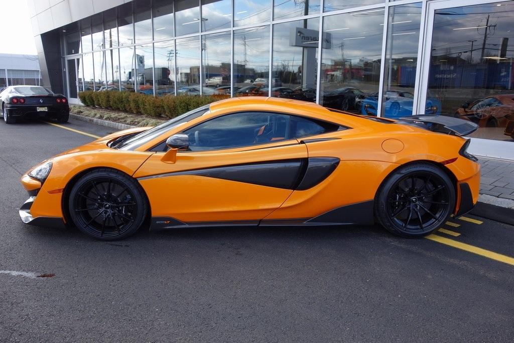 New 2019 McLaren 600LT for sale $290,420 at McLaren North Jersey in Ramsey NJ 07446 10