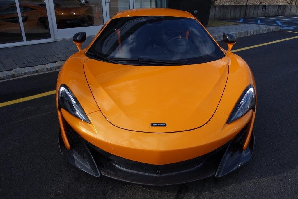 New 2019 McLaren 600LT for sale $290,420 at McLaren North Jersey in Ramsey NJ 07446 2