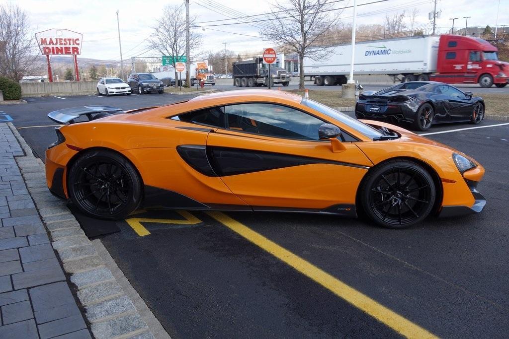New 2019 McLaren 600LT for sale $290,420 at McLaren North Jersey in Ramsey NJ 07446 4