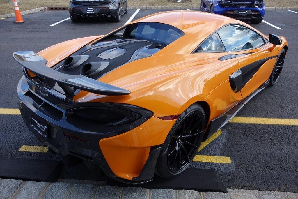 New 2019 McLaren 600LT for sale $290,420 at McLaren North Jersey in Ramsey NJ 07446 7