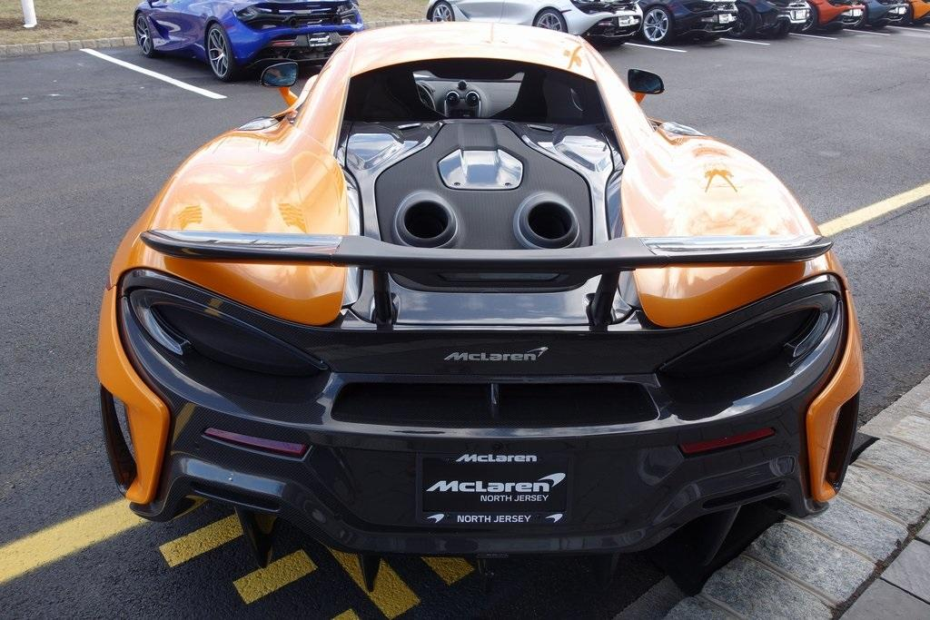 New 2019 McLaren 600LT for sale $290,420 at McLaren North Jersey in Ramsey NJ 07446 8
