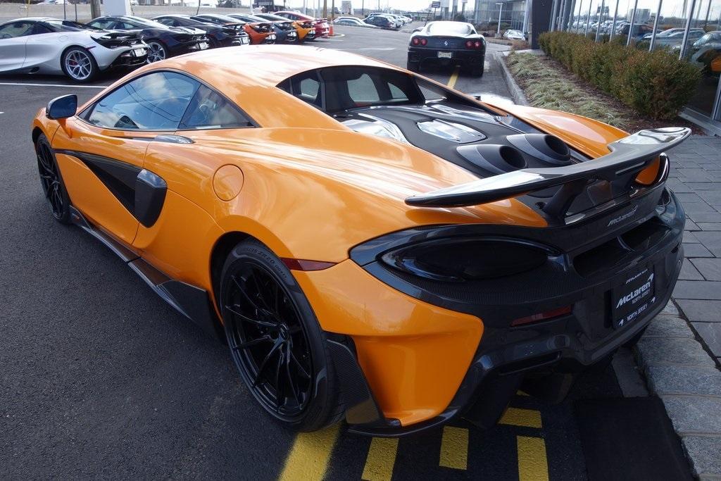 New 2019 McLaren 600LT for sale $290,420 at McLaren North Jersey in Ramsey NJ 07446 9