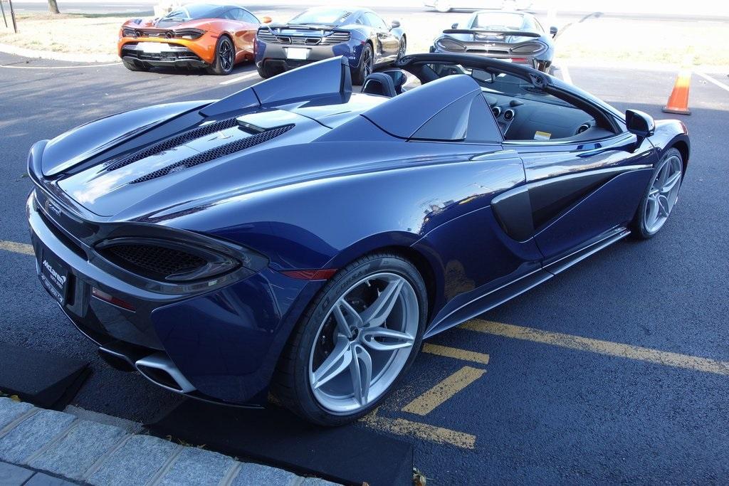 New 2019 McLaren 570S Spider for sale Sold at McLaren North Jersey in Ramsey NJ 07446 10
