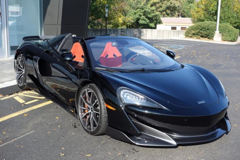 New 2020 McLaren 600LT Spider for sale $287,610 at McLaren North Jersey in Ramsey NJ