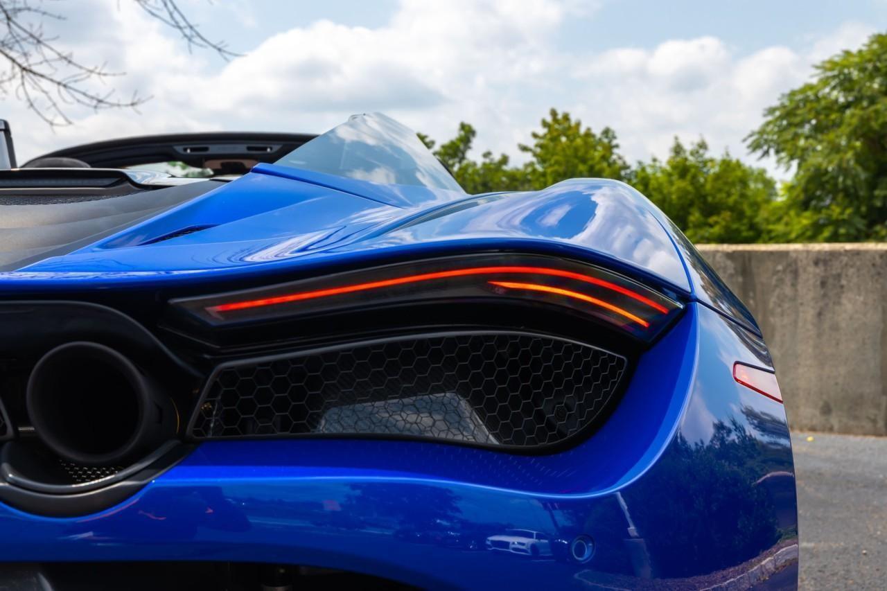 Used 2020 McLaren 720S Performance Spider for sale $356,000 at McLaren North Jersey in Ramsey NJ 07446 10