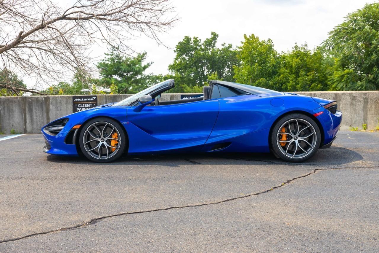 Used 2020 McLaren 720S Performance Spider for sale $356,000 at McLaren North Jersey in Ramsey NJ 07446 3