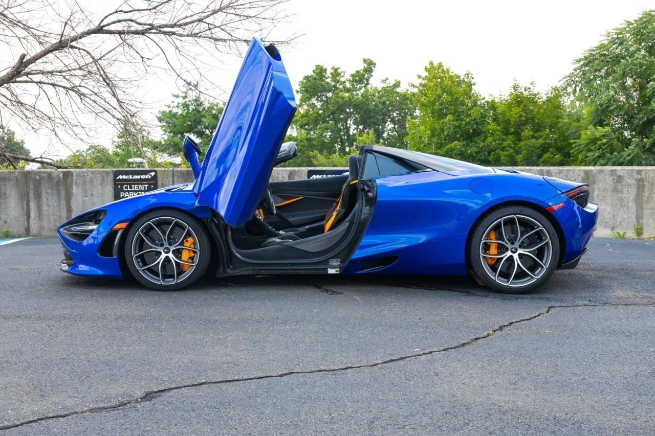 Used 2020 McLaren 720S Performance Spider for sale $356,000 at McLaren North Jersey in Ramsey NJ 07446 4