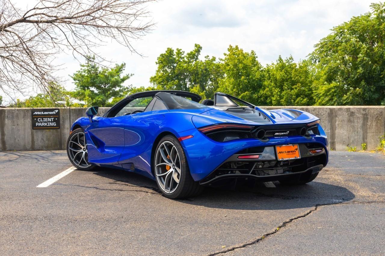 Used 2020 McLaren 720S Performance Spider for sale $356,000 at McLaren North Jersey in Ramsey NJ 07446 5
