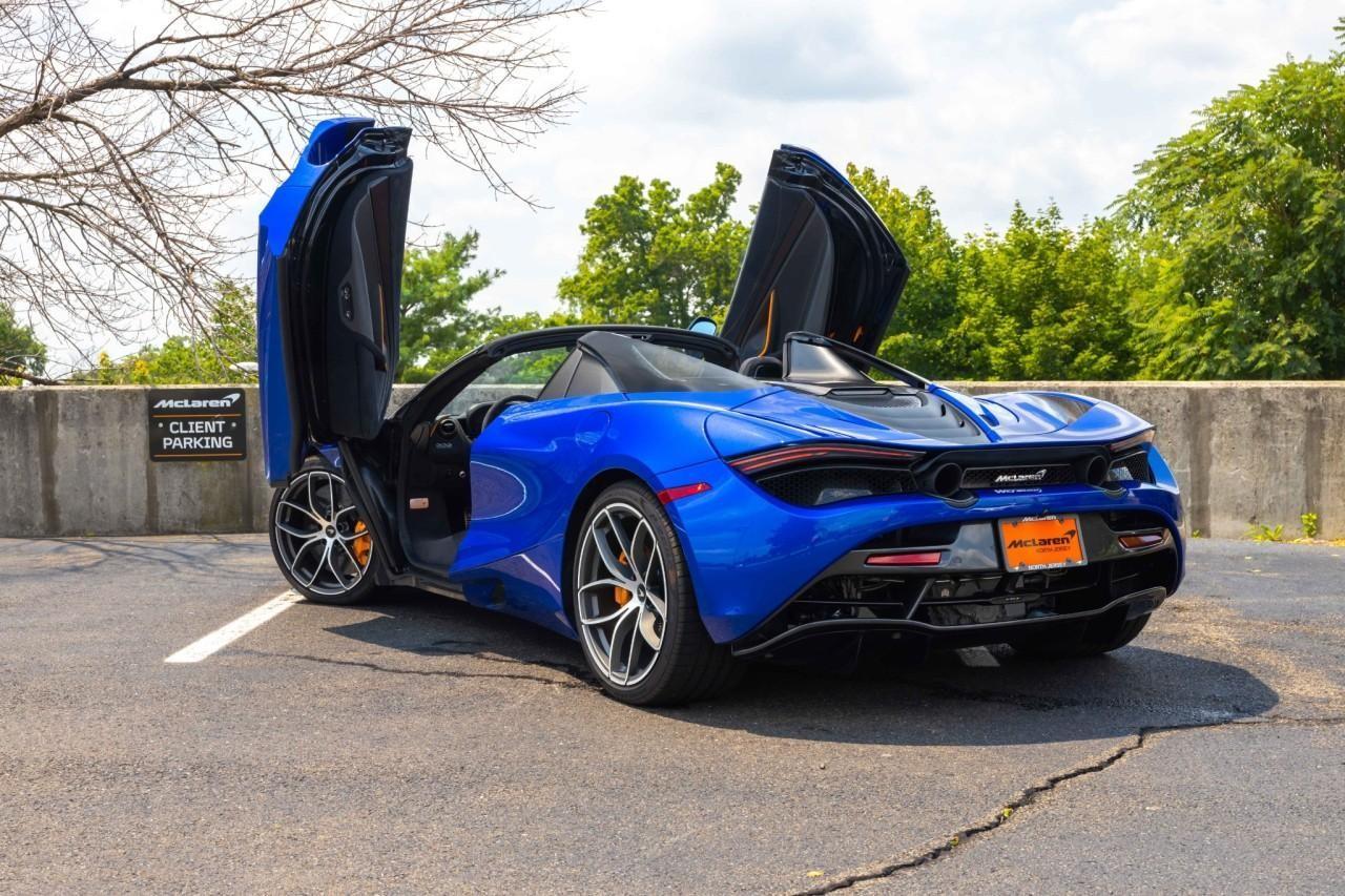 Used 2020 McLaren 720S Performance Spider for sale $356,000 at McLaren North Jersey in Ramsey NJ 07446 6