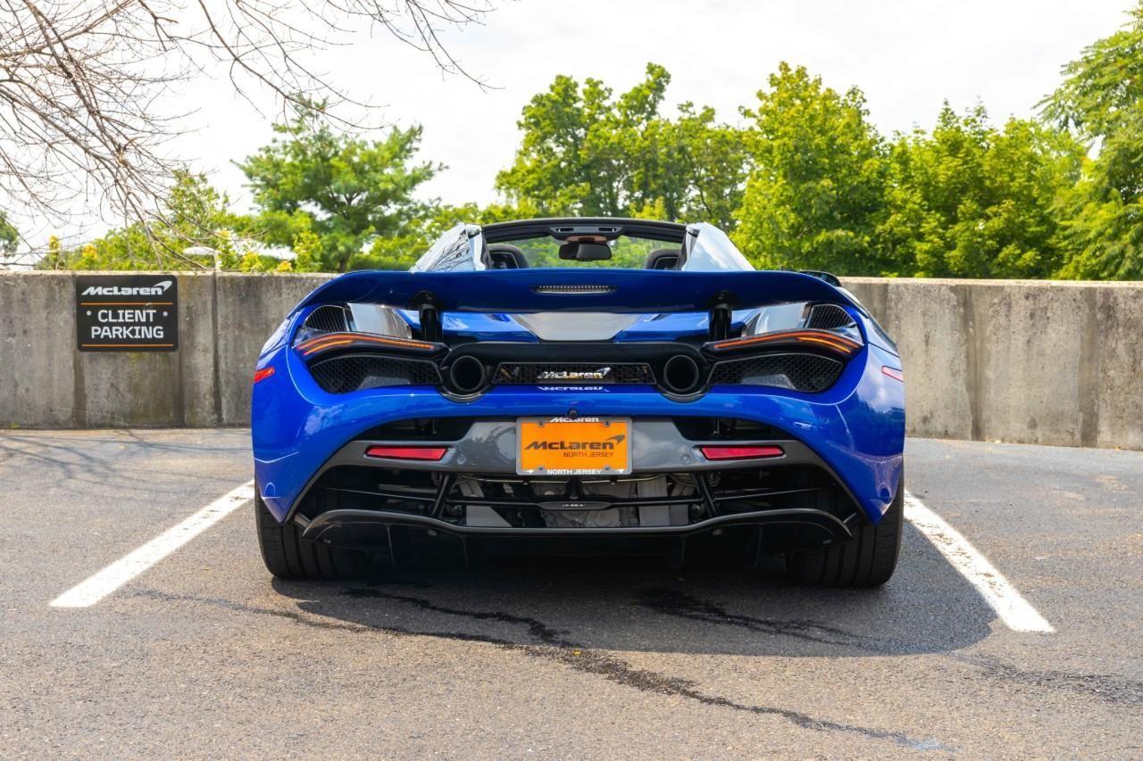 Used 2020 McLaren 720S Performance Spider for sale $356,000 at McLaren North Jersey in Ramsey NJ 07446 7