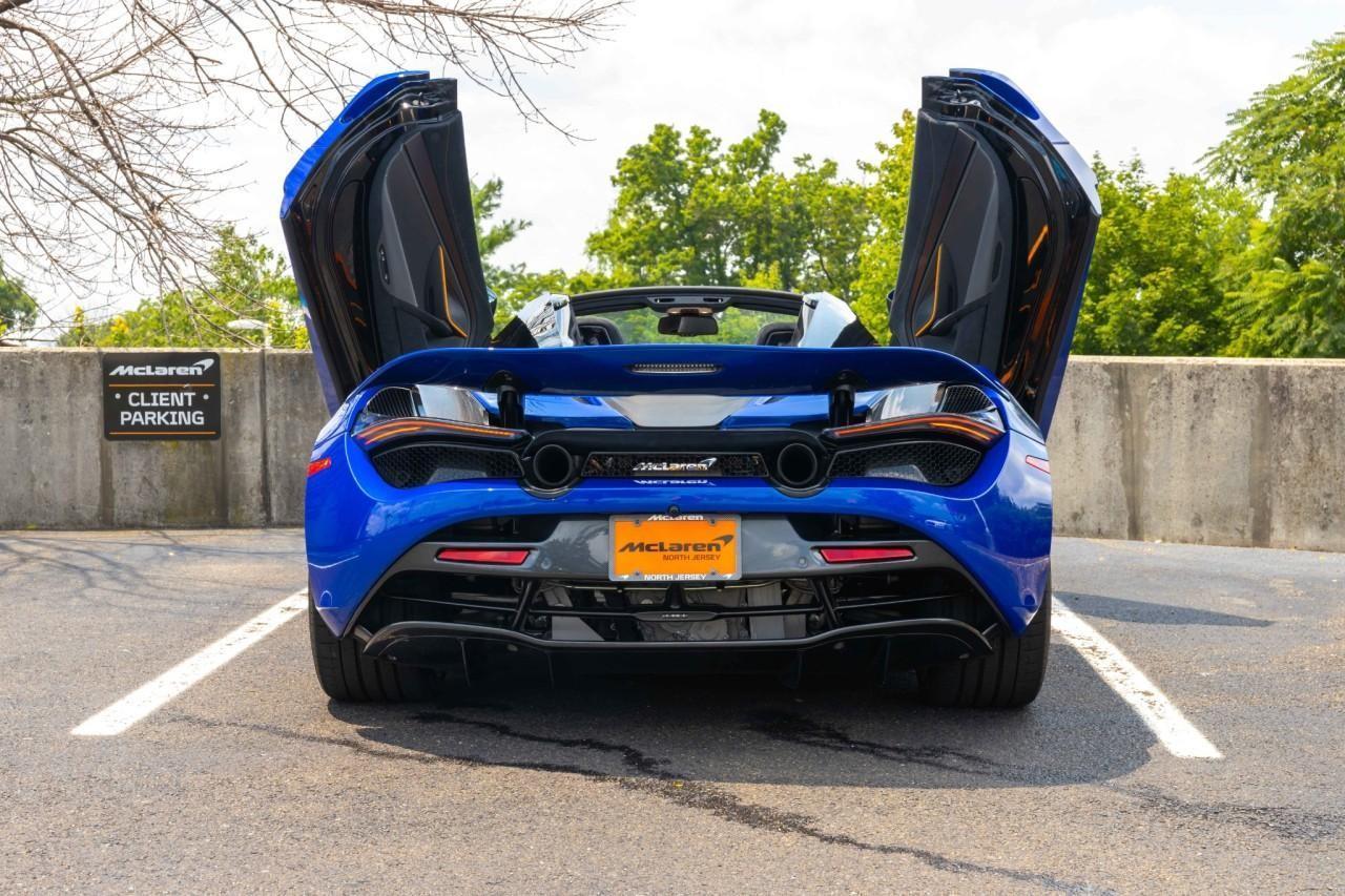 Used 2020 McLaren 720S Performance Spider for sale $356,000 at McLaren North Jersey in Ramsey NJ 07446 8